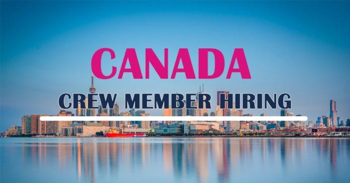 Crew Member Demand in Canada