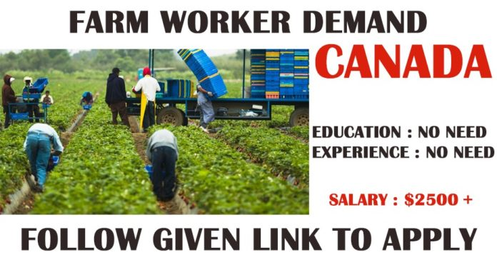 Farm Workers Demand in Canada